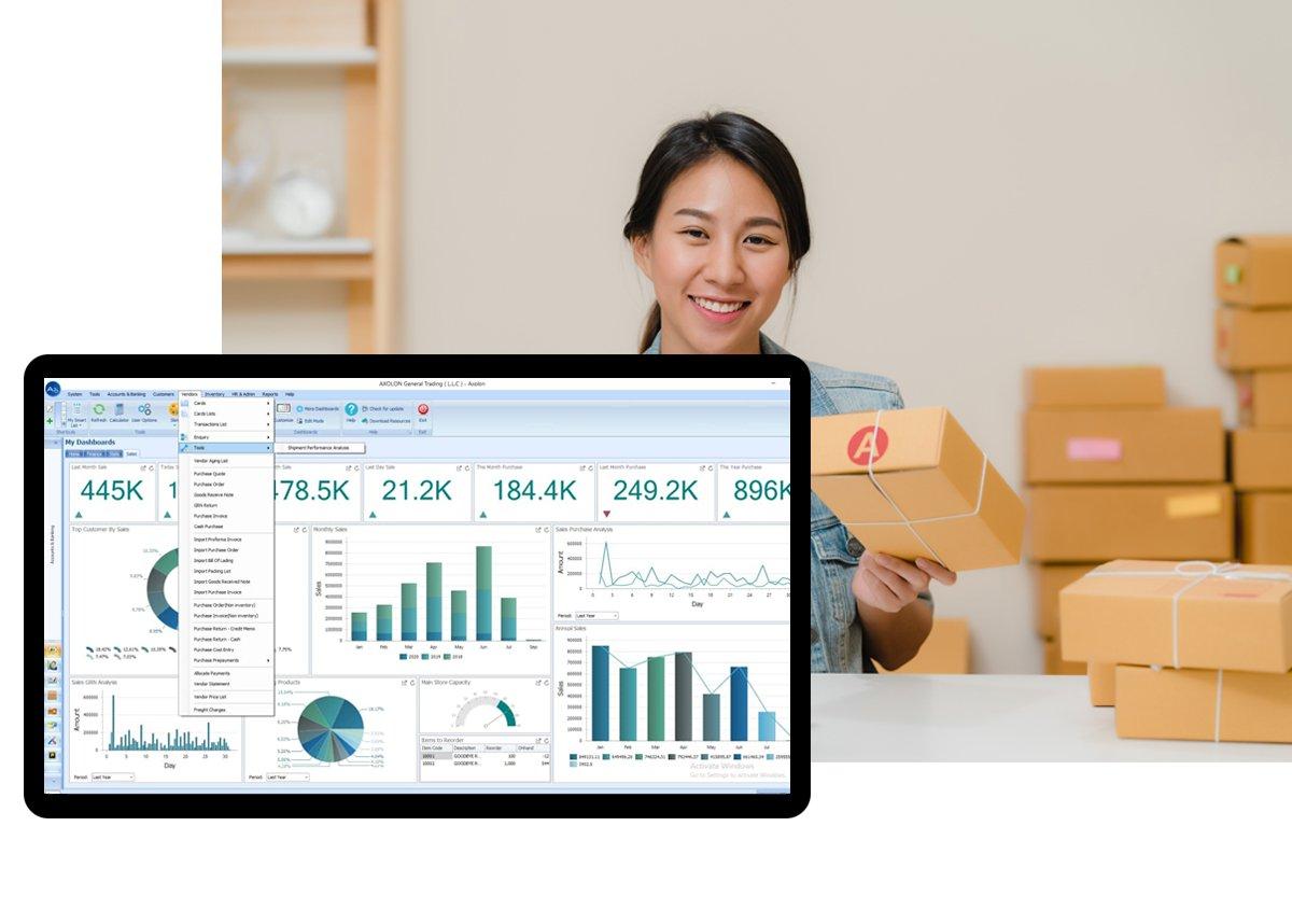 Inventory Management Software Solution In Dubai UAE
