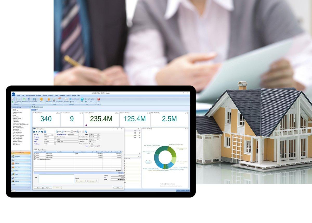 Property Management Software Solution In Dubai UAE